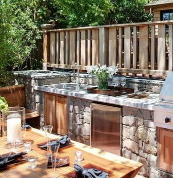 Cozinha ao ar livre: a arte de degustar em meio a um cenário natural