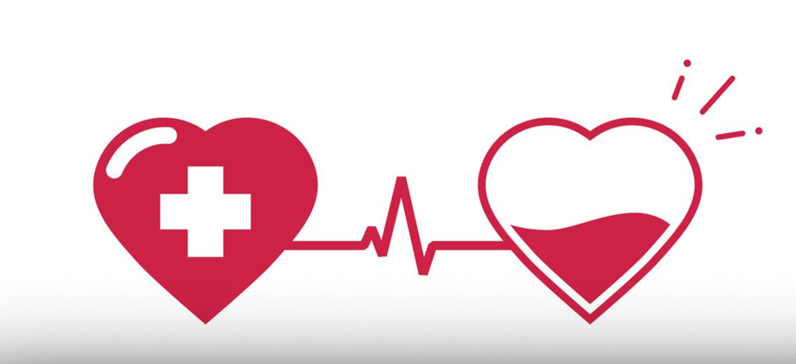 Doação de sangue é ainda mais importante no fim do ano