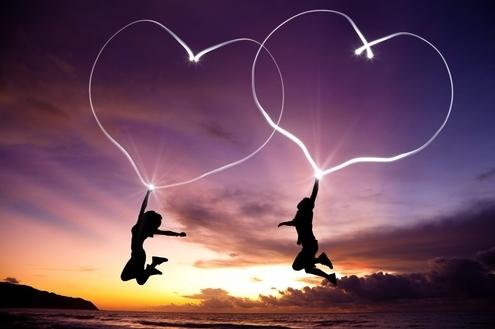 O amor está no ar... e na Riviera de Santa Cristina I