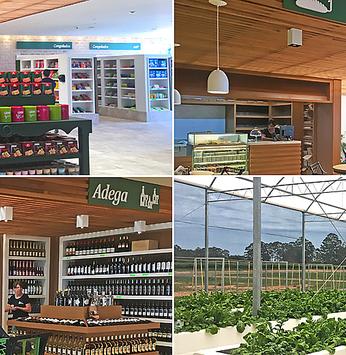 Santo Mercado: conforto, praticidade e qualidade à sua disposição