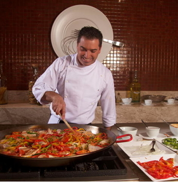 A moqueca especial paulista do chef Fernando Duarte