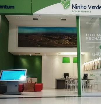 1ª loja do Ninho Verde II é inaugurada em shopping