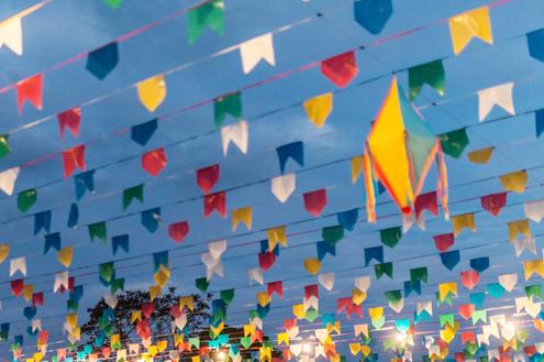 Festa Julina alegra Riviera de Santa Cristina XIII e é sucesso mais uma vez