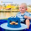"""Saudade de quando a nossa preocupação era a mesma do @anthonyholschuhblanco: """"Será que já posso comer o bolo?"""" 🤔 Feliz dia das crianças! 🧡"""