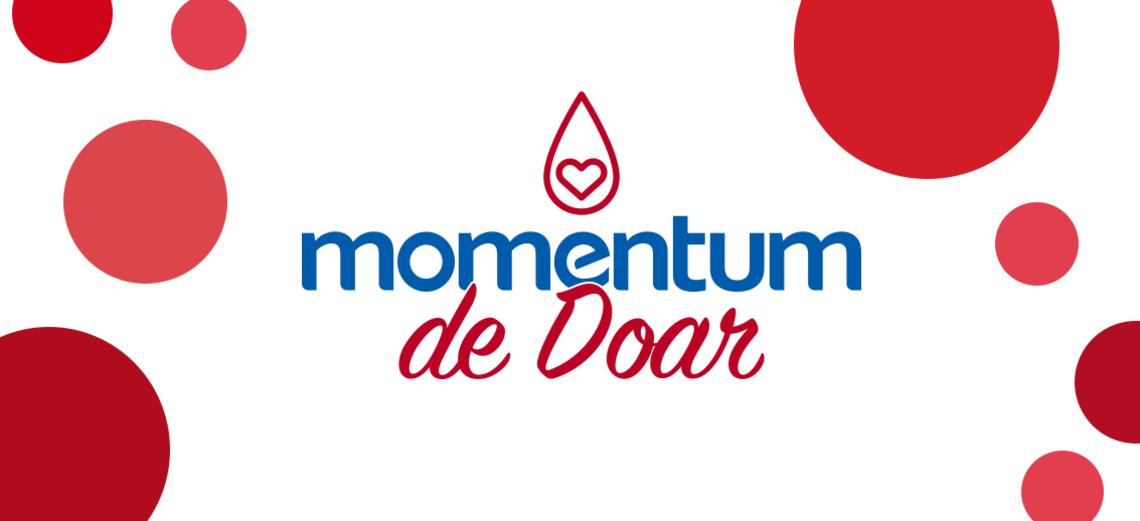 Momentum lança campanha para incentivar doação de sangue
