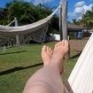 Um dia inteirinho relaxando na Riviera II: tudo que eu preciso e mais um pouco 😌