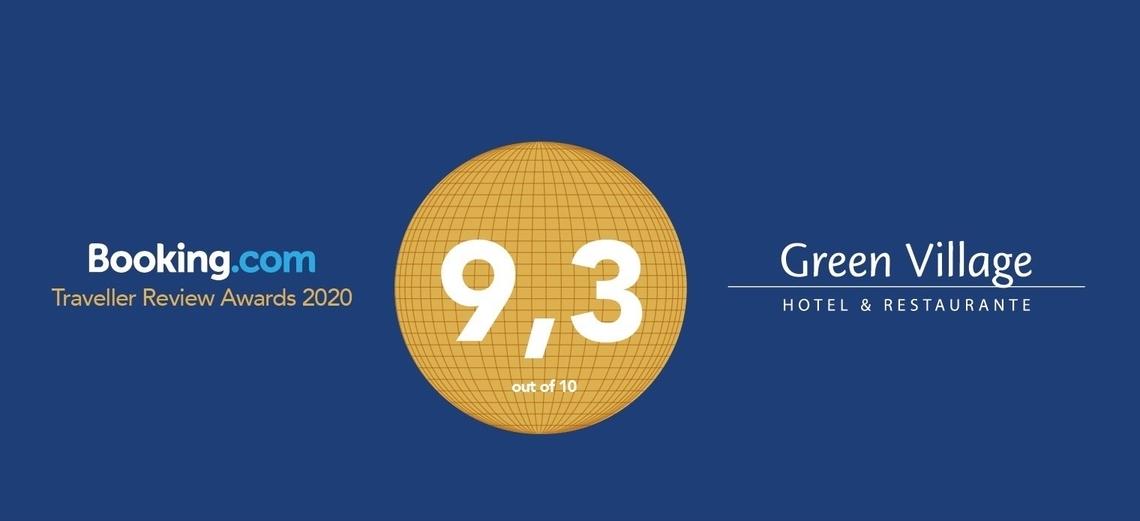Green Village recebe certificação do Booking.com