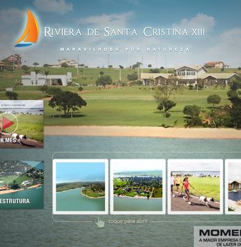 Chegou o aplicativo da Riviera de Santa Cristina