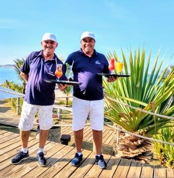 Amarildo e João Batista: aquela dupla do Clube Marina que você respeita