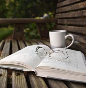 Dicas de livros para ler e relaxar