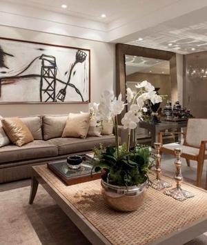 Aposte no estilo Neutral para a decoração da sua casa de campo