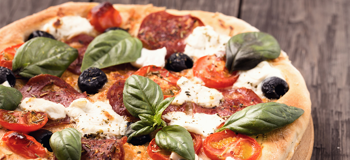 Pizza em casa! Clube de Campo oferece serviço de delivery no Ninho Verde II