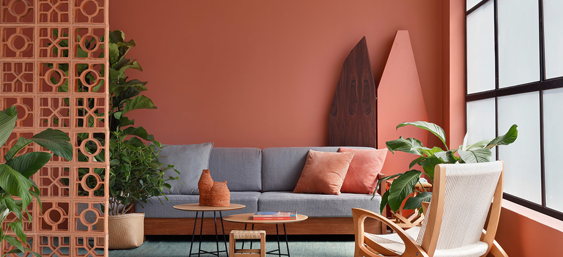 Decoração colorida: mais vida para a sua casa de campo