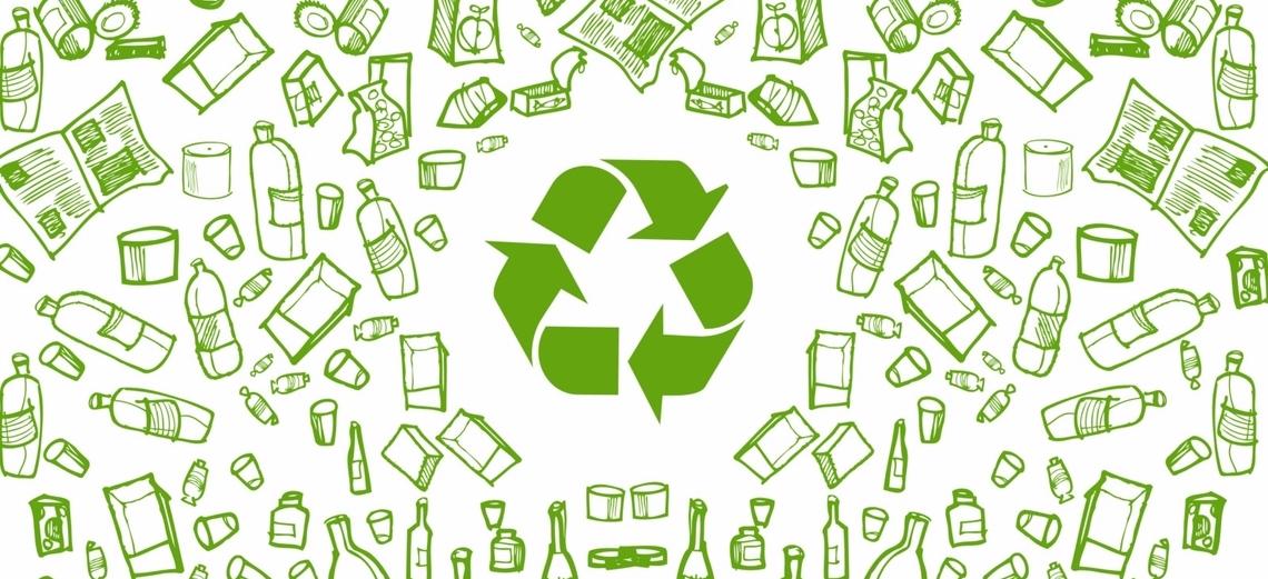 Ninho Verde II estimula a coleta seletiva de lixo