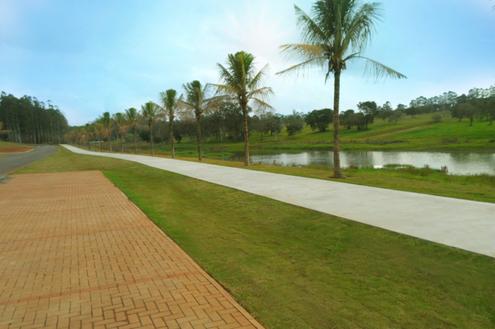 Quase pronto! Parque da Orla da Riviera de Santa Cristina III está 85% concluído