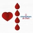 Devido à pandemia, em 2020, houve queda de aproximadamente 20% no número de doações de sangue no Brasil. Agora, mais que nunca, doar sangue salva vidas. ❤🩸 ⠀ É rápido, simples e seguro. ⠀ Acesse o site www.momentumdedoar.com.br e conheça a minha campanha.