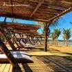 Numa escala de 0 a 10, quanto você gostaria de relaxar nessas tendas do Iate Clube II hoje? 🤔