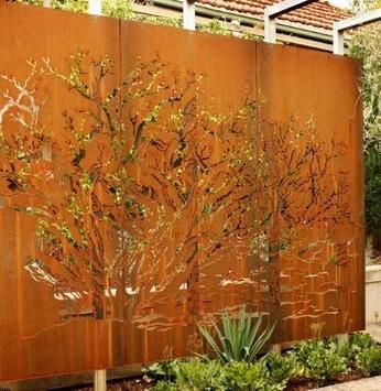 Leve a arte para o seu jardim