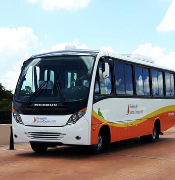 Riviera XIII implanta Sistema de Transporte Coletivo