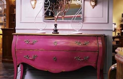 Renove seus móveis antigos