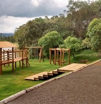 Ninho Verde II oferece trilhas para contemplar a natureza