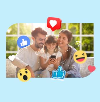 A Riviera de Santa Cristina IV está nas redes sociais